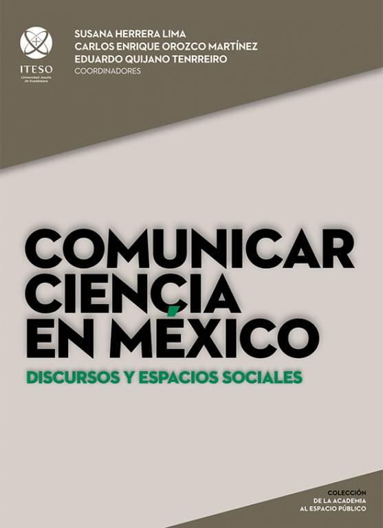 Comunicar ciencia en Mexico portada final OK