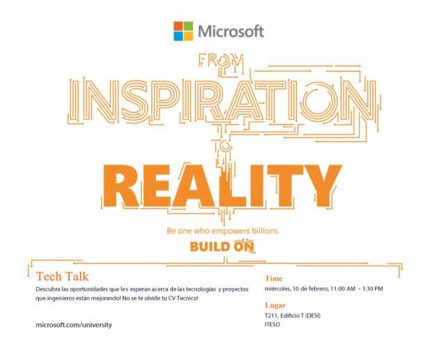 Microsoft-Tech-Talk