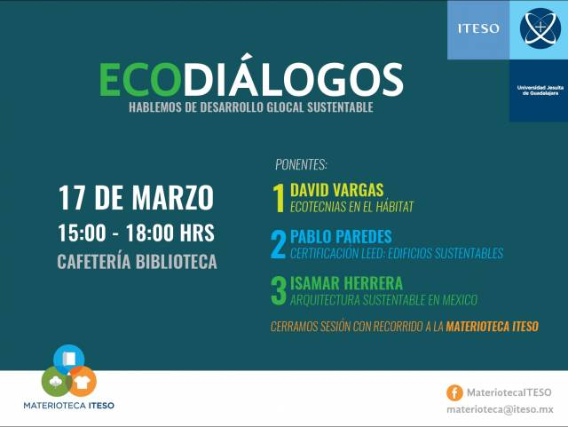 Ecodiálogos Materioteca