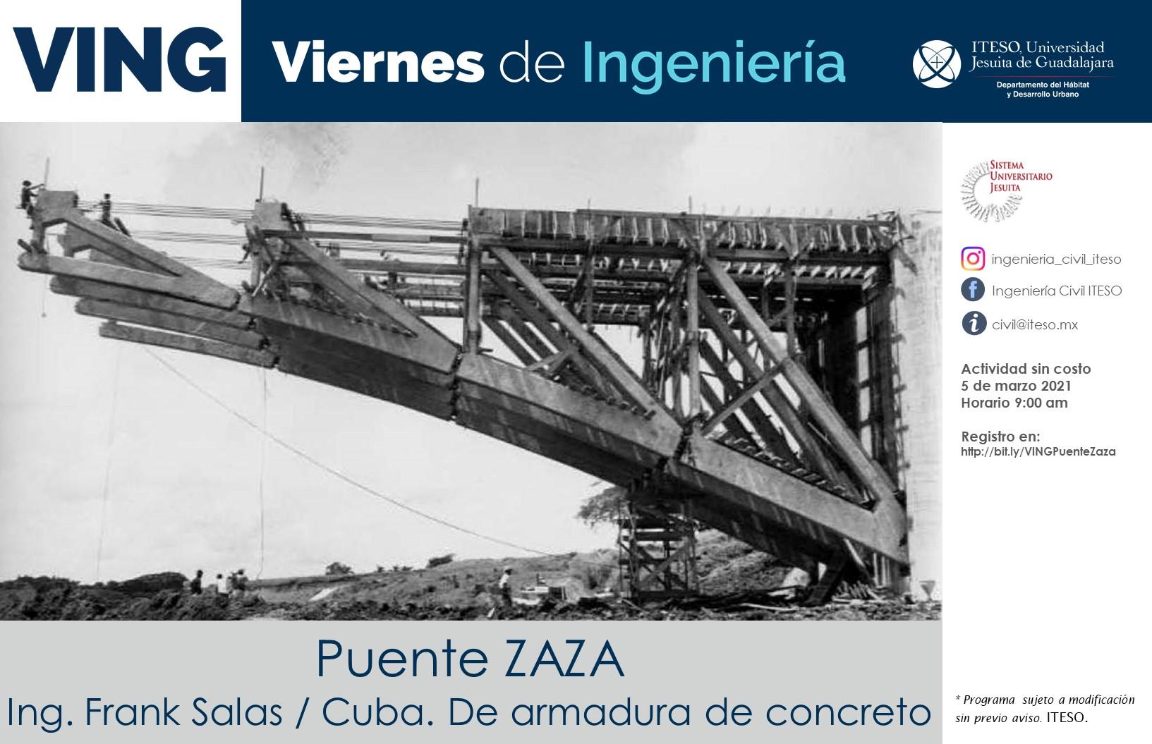 VING Puente Zaza